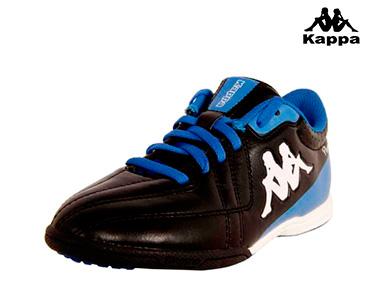 Ténis Kappa® Soccer | Preto e Azul