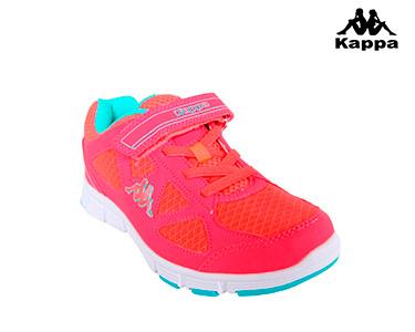 Ténis Kappa® Umberte | Coral