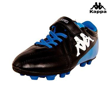 Ténis Kappa® Soccer Chuteiras | Preto e Azul
