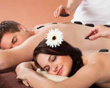 Love & Spa Moment   Relaxe com a sua Cara-Metade! Massagem & Ritual