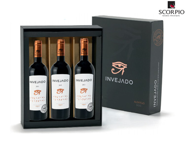 Pack de Vinho Tinto Invejado | Escolha o Seu