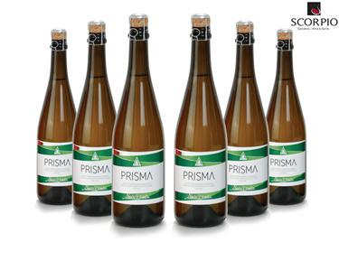 Pack 6 Garrafas de Vinho Prisma Branco