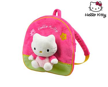Hello Kitty | Mochila Pequena Rosa