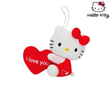 Hello Kitty | Coração Love You