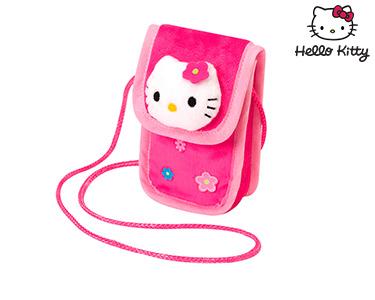 Hello Kitty | Porta Telemóvel Pink