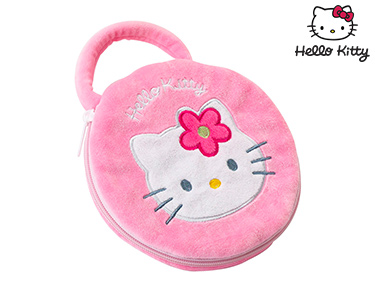 Hello Kitty | Porta CD Pink