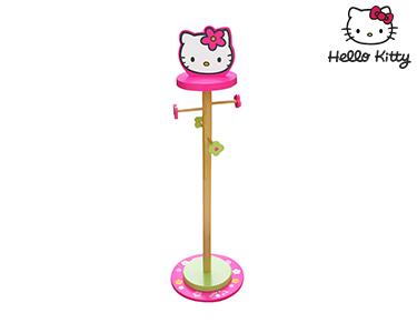 Cabide de Pé Madeira | Hello Kitty