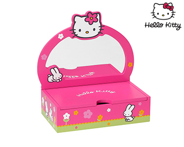 Hello Kitty | Guarda Jóias Cor-de-Rosa