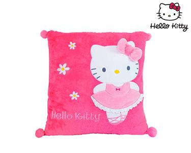 Hello Kitty | Almofada Macia Bailarina Pink