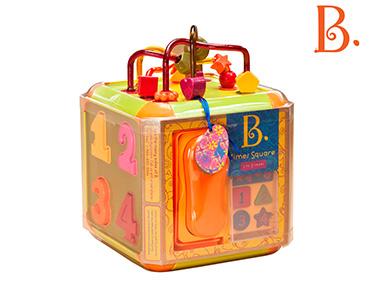 Cubo Multiactividades Battat-B | Luz e Sons