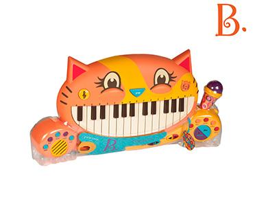 Piano Battat-B | Gatinho Musical