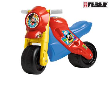 Feber | Andador Mickey Mouse Vermelho, Azul e Amarelo