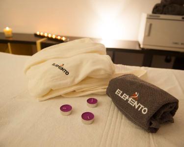 Spa Elemento | Momento Relax c/ Massagem & Ritual Chá | 1 Hora