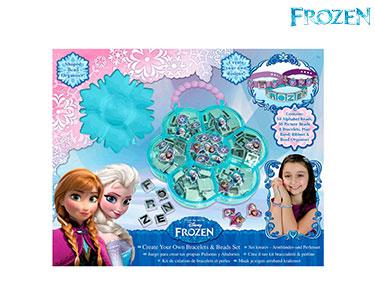 Frozen | Cria As Tuas Pulseiras