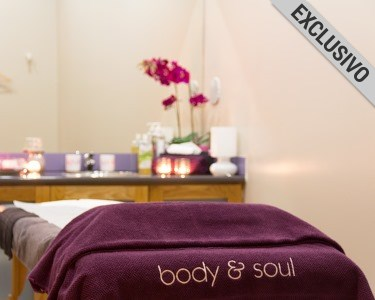 Ritual Body & Soul | Massagem de Relaxamento | 40 Minutos