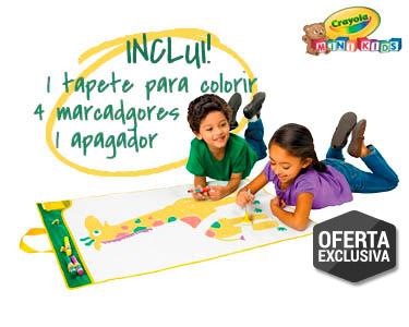 Tapete Mágico Doodle Magic® | Crayola®
