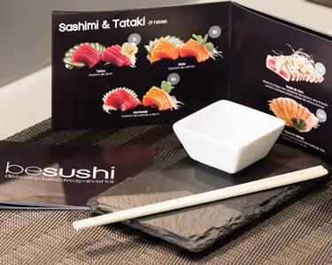 Sushi & Love: 46 Peças & Garrafa de Vinho para Dois | besushi