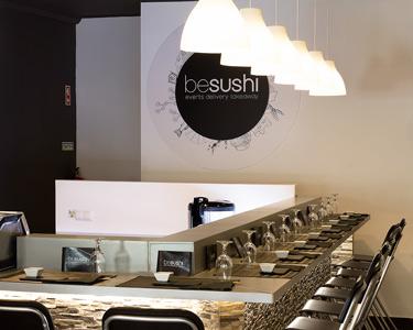 besushi | Workshop de Sushi c/ Almoço & Diploma - 4h | 1 ou 2 Pessoas