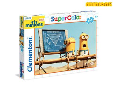 Puzzle dos Minions 104 Peças | Clementoni®