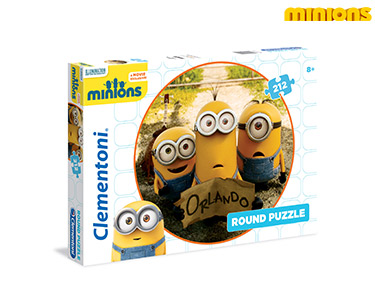 Puzzle dos Minions 212 Peças | Clementoni®