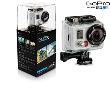 Câmara GoPro HD HERO2 Outdoor Edition