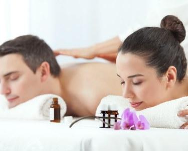 Passion Massagem para Dois c/ Elixir à Escolha | 50 Minutos | 2 Locais