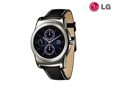 Smartwatch LG® G Watch Urbane W150 | Cor Preto