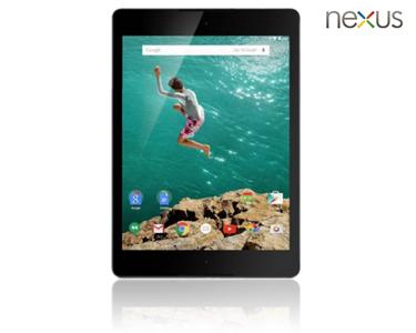 Google® Nexus 9 | 16GB ou 32GB