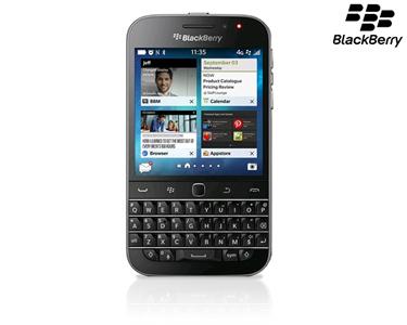 BlackBerry® Classic | Preto