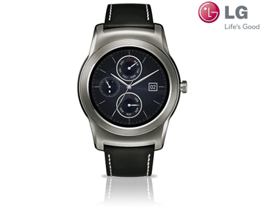 LG® G Watch Urbane | Prateado