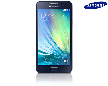 Samsung® Galaxy A3 16GB | Cores à Escolha
