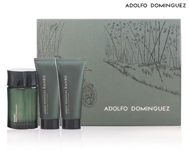 Coffret Adolfo Dominguez® Homem | Bambú