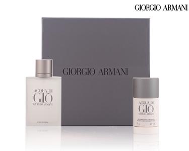 Coffret Armani® Homem   Acqua Di Gio