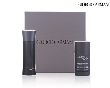 Coffret Armani® Code | Homem