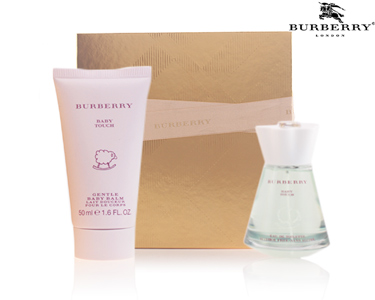 Coffret Burberry® Bebé | Baby Touch