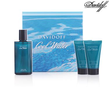 Coffret Davidoff® Homem | Cool Water