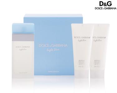 Coffret Dolce & Gabbana® Mulher | Light Blue