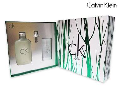 Coffret Calvin Klein®   One Unisexo