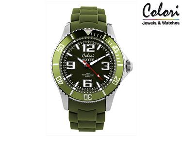 Relógio Colori® Unissexo | 5-COL061