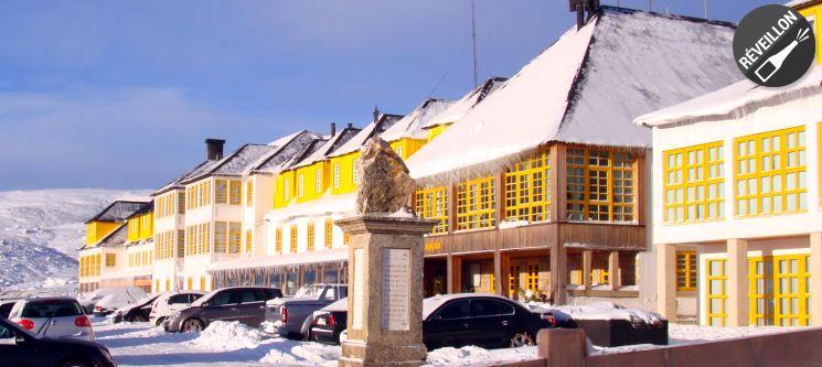 Réveillon na Neve com Forfait | 2 Noites no Hotel Serra da Estrela 4*