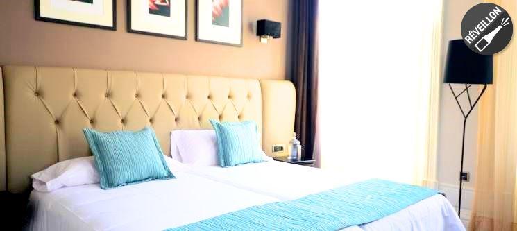 Réveillon | Noite & Jantar c/ Animação no Hotel Bienestar Termas de Vizela 4*