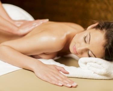 Relaxe c/ Plenitude Total | Massagem Jasmim, Chocolate ou Gengibre