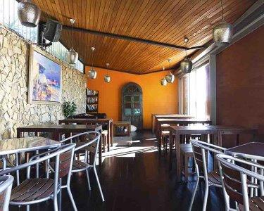 Windsurf Cafe | Sabores de Fusão c/ Vista Mar a Dois | Carcavelos