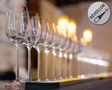 Jantar de Passagem de Ano & Bebida à Discrição a 2 | Marquês Pombal