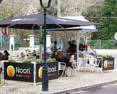 Noori Kioosk | Sushi Experience para Dois na Estrela | Sem Reserva!