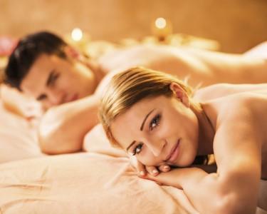 Relax & Love | Massagem a Dois: Velas ou Chocolate Branco | Sete Rios