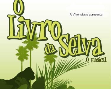 «Livro da Selva» - Musical para Crianças | Teatro Sá da Bandeira