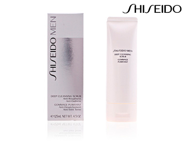 Exfoliante Rosto 125 ml Shiseido® | Para Homem