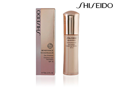 Loção de Dia Anti-Rugas 75 ml Shiseido® | Para Mulher