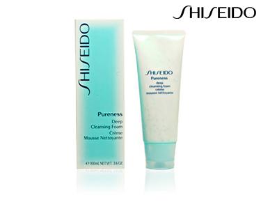 Espuma de Limpeza 100 ml Shiseido® | Para Mulher